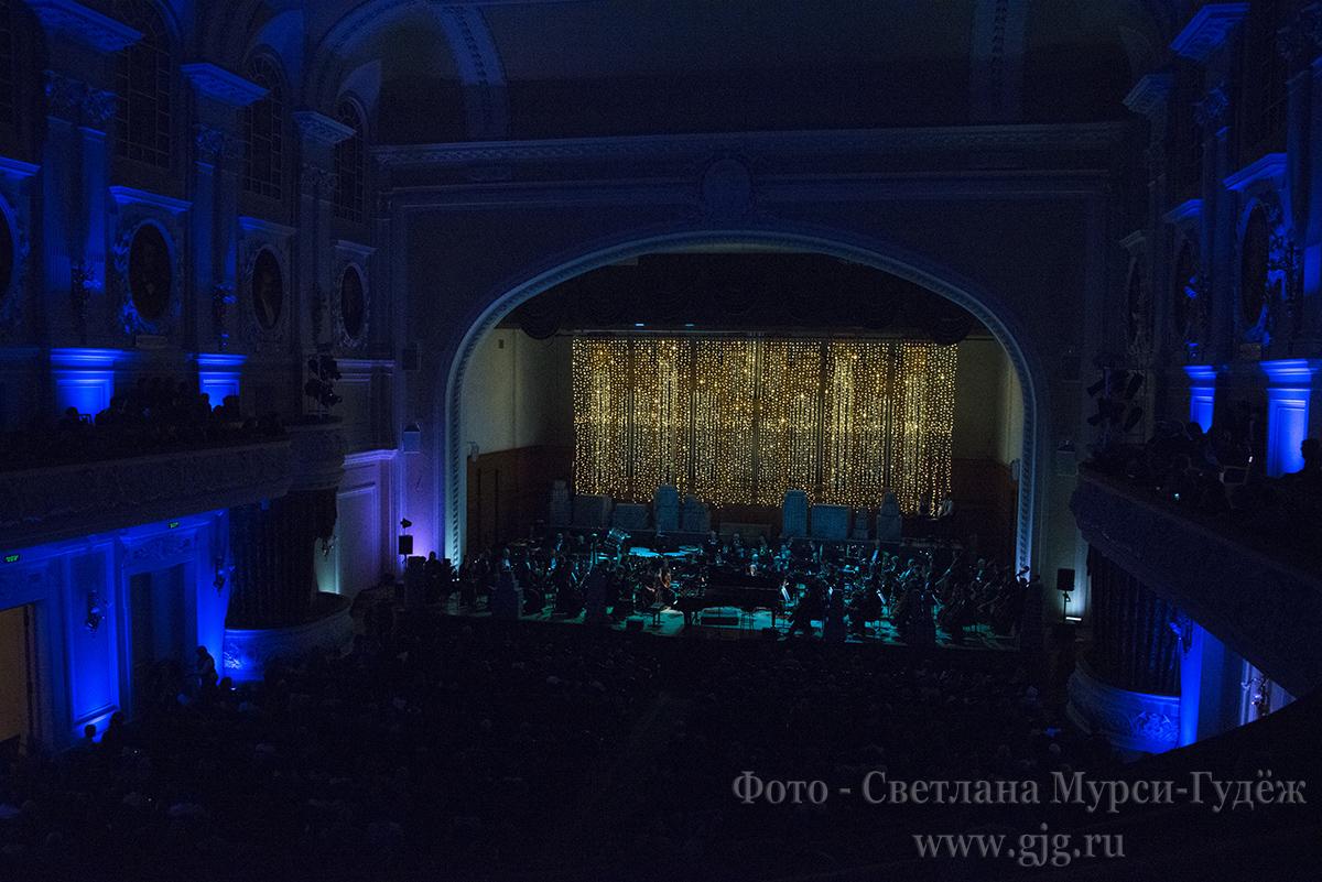 Dolce vita в Большом зале Консерватории