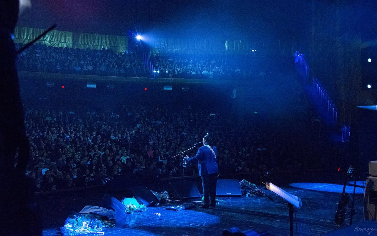 Юбилейный концерт Игоря Саруханова в Crocus City Hall
